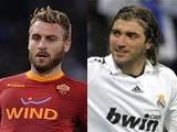 «Рома» намерена предложить «Реалу» обменять Де Росси на Игуаина