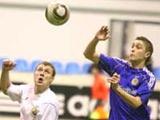 Молодежная команда «Динамо» не сумела пробиться в финал Мемориала Макарова
