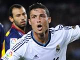 Роналду установил свой очередной рекорд в «Реале»