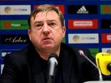 Вячеслав ГРОЗНЫЙ: «На данный момент команды у «Говерлы» нет»