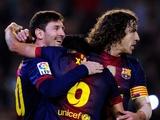 «Барселона» договорилась о продлении контрактов с Месси, Хави и Пуйолем