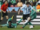 Сборная Аргентины сыграет в Нигерии