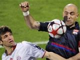 «Бавария» — первый финалист Лиги чемпионов (ВИДЕО)