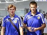 Андрей ЯРМОЛЕНКО и Роман ЗОЗУЛЯ — о выходе на Евро-2011