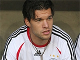Баллак завершил карьеру в сборной Германии