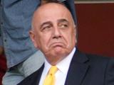 Галлиани: «Нужно играть против «Барсы» без волнения»