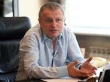 Игорь Суркис: «Побольше бы таких легионеров, как Бетао»