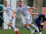 «Динамо» очень уверенно обыгрывает «Академию Пушкаша»