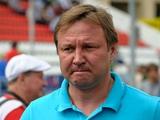 Юрий Калитвинцев подал в отставку с поста наставника «Волги»