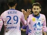 Бетао и Нинкович — в полуфинале Кубка Франции