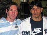 Месси: «Если Агуэро решит перейти в «Реал», то я это поприветствую в знак нашей дружбы»