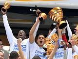«Марсель» завоевал Кубок Французской лиги