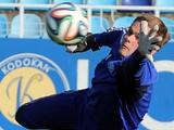 Максим КОВАЛЬ: «Буду делать все возможное и невозможное, чтобы стать основным вратарем «Динамо»
