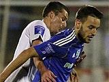 «Кривбасс» — «Динамо» — 0:1. Отчет о матче