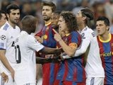 УЕФА отклонил жалобу «Реала» на поведение футболистов «Барселоны»