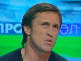 Сергей НАГОРНЯК: «Я думал, что Блохин отцепит от сборной одного из нападающих»