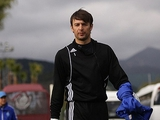 Александр Шовковский вернулся к тренировкам