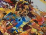 В Киеве — еще одна «футбольная» художественная выставка