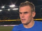 Максим Коваль: «Второй гол полностью на моей совести. Я хочу извиниться»