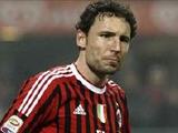 Ван Боммель покидает «Милан»