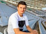 «Мариуполь» может подписать Максима Белого