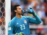Вратарь сборной Египта отказался от приза лучшему игроку матча из-за спонсора-производителя алкоголя