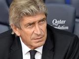 Мануэль Пеллегрини: «Барса» очень обеспокоена тем, что будет играть с «Сити»