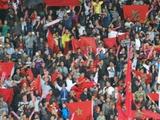 Полиция задержала 200 фанатов в Марокко