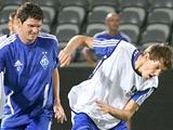 ФОТОрепортаж: тренировка «Динамо» в Тель-Авиве (26 фото)