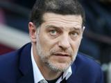 Славен Билич находится под угрозой увольнения из «Вест Хэма»