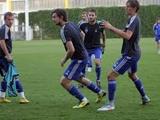 Новости из тренировочного лагеря «Динамо»