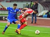 «Скендербеу» — «Динамо» — 3:2. Юные хранители лица
