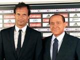Сильвио Берлускони: «Аллегри остается в «Милане»