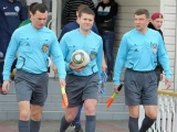 Официально. «Севастополь» требует заменить арбитра матча с «Буковиной»