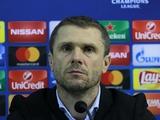 «Наполи» – «Динамо» – 0:0. Послематчевая пресс-конференция