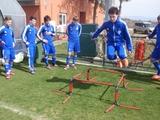 «Динамо-2» в Белеке: двухразовая работа перед контрольным матчем