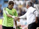Икер Касильяс сыграет за «Реал» в Лиге чемпионов