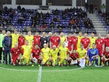 Анатолий Демьяненко: «Это был один из самых интересных турниров, в которых принимала участие ветеранская сборная»