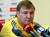 Юрий Калитвинцев провел пресс-конференцию (+Отчет, +Фото тренировки)