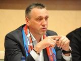 Валдас Иванаускас: «Марадона очень хотел тренировать «Динамо»