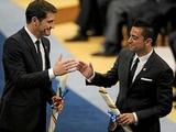 Хави: «Не верю, что Касильяс может перейти в «Барселону»