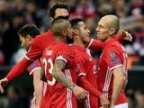 «Бавария» прошлась катком по «Арсеналу»