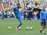 ФОТОрепортаж: открытая тренировка сборной Украины на НСК «Олимпийский» (26 фото)
