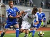 «Заря» — «Динамо»: стартовые составы команд