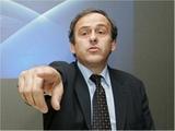 Платини: «На Евро-2016 будет использоваться технология определения взятия ворот»