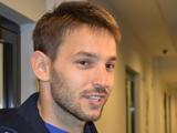 Милош Нинкович: «У молодежи «Динамо» хорошее будущее»