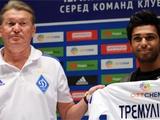 Бенуа Тремулинас: «В «Динамо» делается все, чтобы футболист играл на высшем уровне»