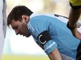 Месси стало плохо во время игры с Боливией