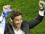 Виллаш-Боаш стал самым молодым тренером, выигравшим еврокубок