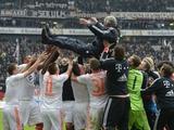 «Бавария» — чемпион Германии в 23-й раз